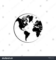 World Map Icon by Connection Networking World Map Vector Icon Stock Vector 534292267
