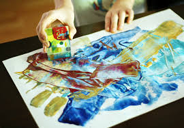 unique painting 7 unique painting tools for kids make and takes