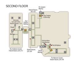 palmetto health tuomey campus and floor plan maps palmetto health