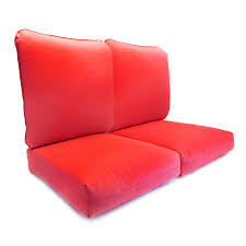 Patio Furniture Seat Covers - ideas comfy sunbrella cushions with beautiful option colors for