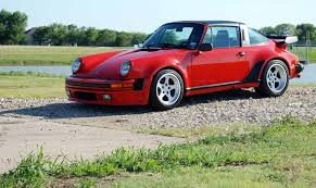 1986 porsche 911 targa targa turbo awesome ruf wheels ruf front bumper wing