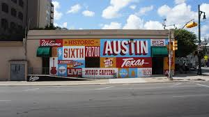 Culture Map Austin by Austin Tx