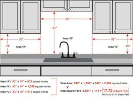 how to measure for kitchen backsplash how much metal mosaic tile do i need for kitchen fireplace