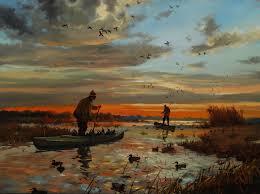 duck hunting oil by brett j smith