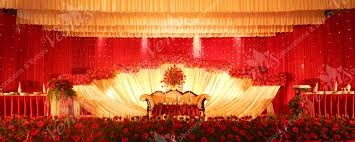 Malayalee Wedding Decorations Venu U0027s Wedding Planners Stage Decorations Kerala India