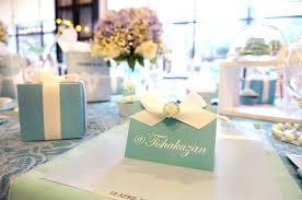 Wedding Party Favors Tiffany Co Wedding Decorations Blue Wedding Encore Weddings