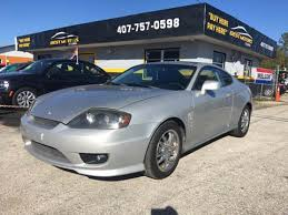 2006 hyundai tiburon for sale used cars orlando used cars davenport fl gotha fl best motors of