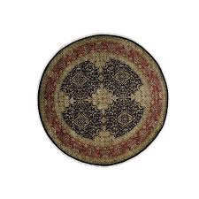 Round Persian Rug 10 Ft