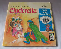peter pan cinderella book record colemanscollectibles