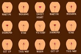 how to shape your pubic hair 13 vagina beauty treatments haircuts you never knew she said