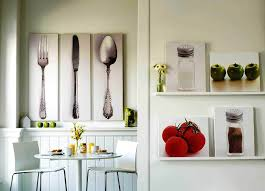 easy kitchen decorating ideas inexpensive wall decorating ideas gingembre co
