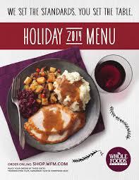 whole foods market menu 2014 menu and foods