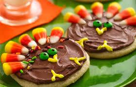 turkey sugar cookies fantastic thanksgiving treat and snack ideas