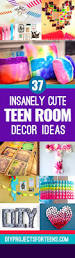 Cheap Zebra Room Decor by Bedroom Appealing Insanely Cute Teen Bedroom Ideas For Diy Decor