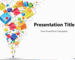 powerpoint design free download 2015 free 3d cubes powerpoint template free powerpoint templates
