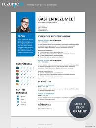 Colorful Resume Templates Free