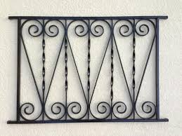 Door Grill Design Screen Door Grille Vintage Inspired Ornate Scroll Design