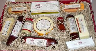 cheese and meat gift baskets murray s cheese packaging for the renowned cheese shop by