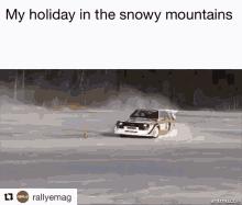 jeep snow meme driving in snow meme gifs tenor
