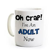 graduation mug 18th or 21st birthday coffee mug graduation oh
