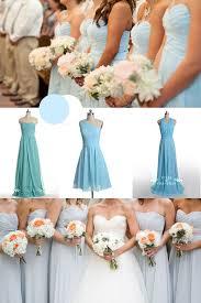 ice blue bridesmaid dresses tulle u0026 chantilly wedding blog