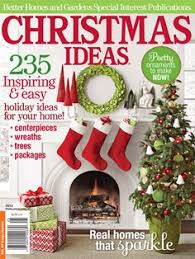 Better Homes And Gardens Christmas Crafts - holiday crafts 2014 better homes and gardens special interest