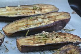 comment utiliser le romarin en cuisine aubergines grillées dans la cuisine de fabienne