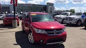 Dodge Journey Jack - 2012 dodge journey r t awd car proofed crosstown auto centre