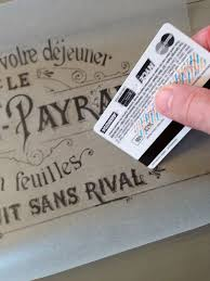 printable wax paper wax paper transfer with credit card diy wax paper