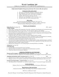 Hotel Management Resume Save Fuel For Future Essay Essays On Media Influence On Youth