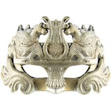 silver masks silver god goddess mask 25387svaj mardigrasoutlet