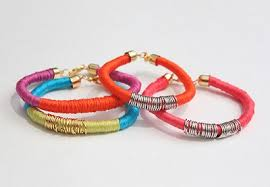 thread cord bracelet images Hand wrapped thread and cord jewelry tutorials the beading gem 39 s jpg