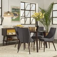 Modern Dining Room Table And Chairs by Modern 5 Piece Dining Room Sets Allmodern