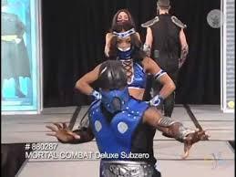 Mortal Kombat Scorpion Halloween Costume Mortal Kombat Subzero Men U0027s Halloween Costume Video Oya Costumes