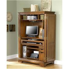 Computer Desk Armoire Articles With Computer Armoire Desk Home Office Tag Splendid