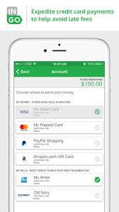 prepaid account ingo money checks fast to bank prepaid on the app store