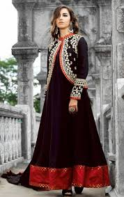 design of jacket suit indian jacket style dresses and jacket style frocks 2017 2018 designs