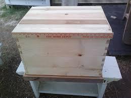 Wood Box Plans Free Download by Pdf Plans Outdoor Wood Box Plan Download Woodworking Hardware