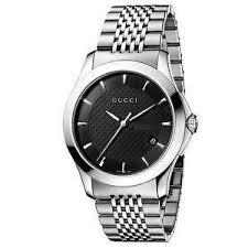 men s men s gucci watch digital diamond gold twirl ebay