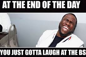 Me Me Images - kevin hart shares meme about laughing at the bs following claims