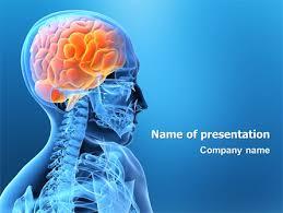 templates for powerpoint brain brain in skull presentation template for powerpoint and keynote