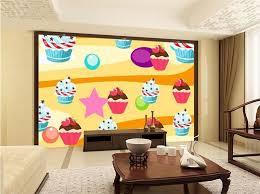3d kids baby room wallpaper custom hd photo mural non woven wall