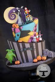 nightmare before cake cakes nightmare
