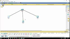 membuat jaringan lan dengan cisco packet tracer cara membuat simulasi jaringan lan menggunakan cisco packet tracer