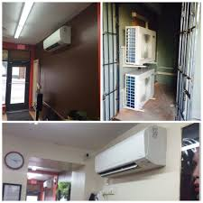 ductless mini split daikin projects dmv mechanical company