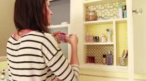 medicine cabinet installation video diy