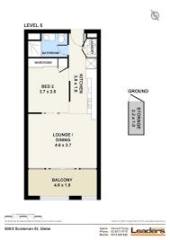 estate agent floor plans real estate for sale 2 scotsman street forest lodge nsw