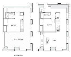 loft apartment floor plans loft floor plans two bedroom mezzanine studio loft apartment floor