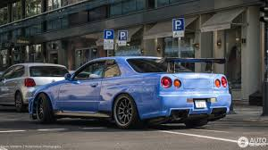 2005 Nissan Skyline Gtr Nissan Skyline R34 Gt R 25 September 2016 Autogespot