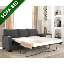 Nolana Charcoal Sofa by Zeb Queen Sofa Sleeper In Charcoal Nebraska Furniture Mart